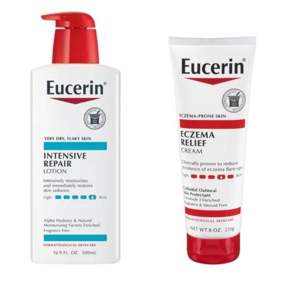 Eucerin Other - Lot 2pc Eucerin